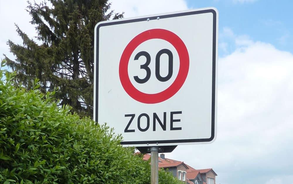 SPD Merzenich 30er Zonen
