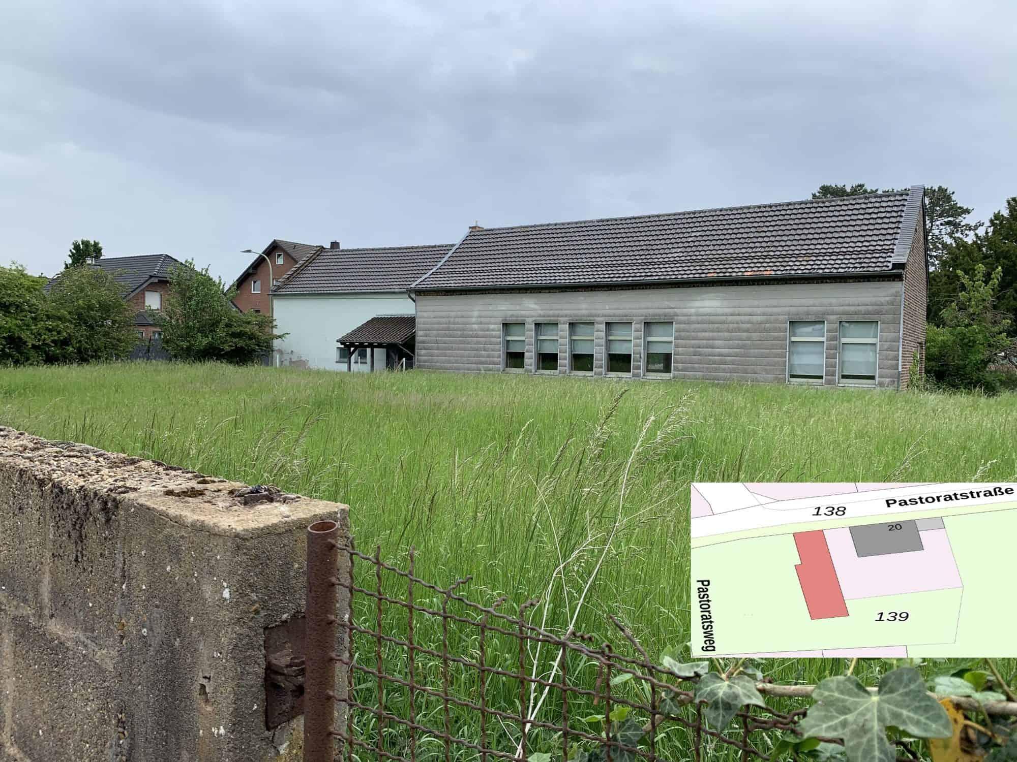 Neubau eines Multifunktionsgebäudes als Ersatz für das Jugendheim mit integriertem Feuerwehrgerätehaus für den Löschzug Golzheim